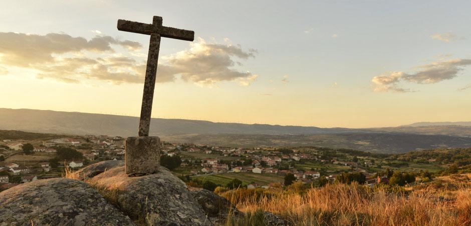 Cruz do muro