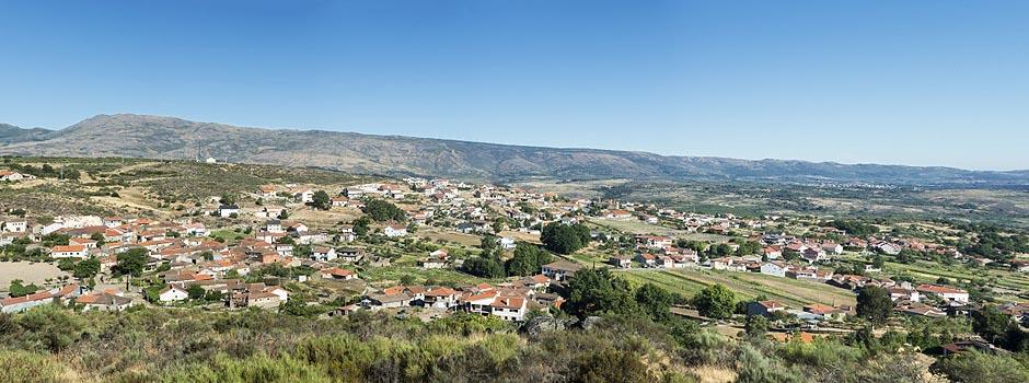 Panoramica Vilar de Perdizes